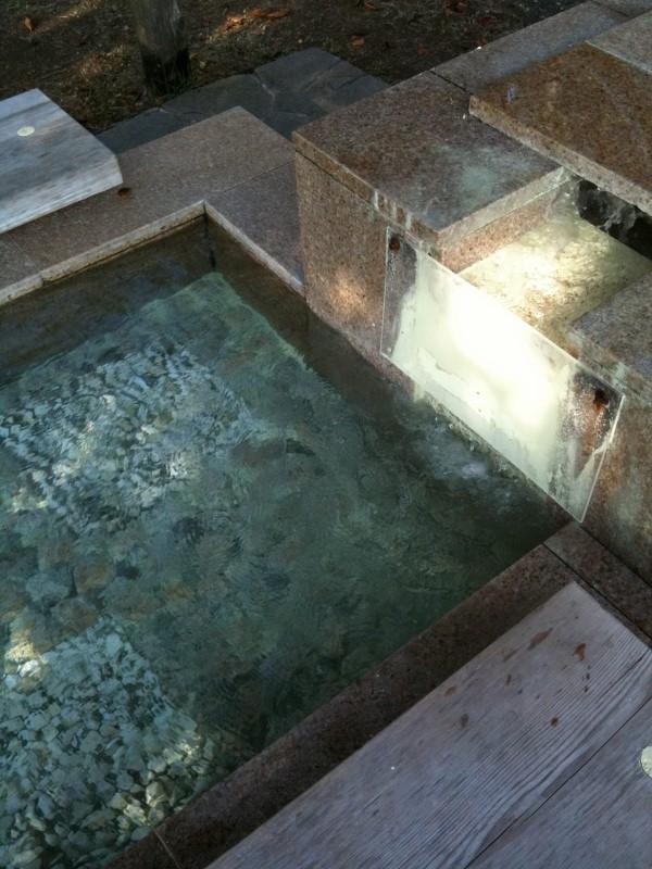 中の島足湯2