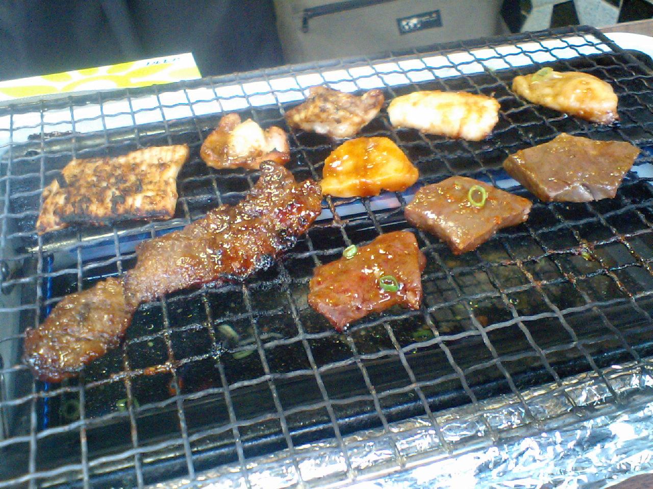 焼肉 松阪2