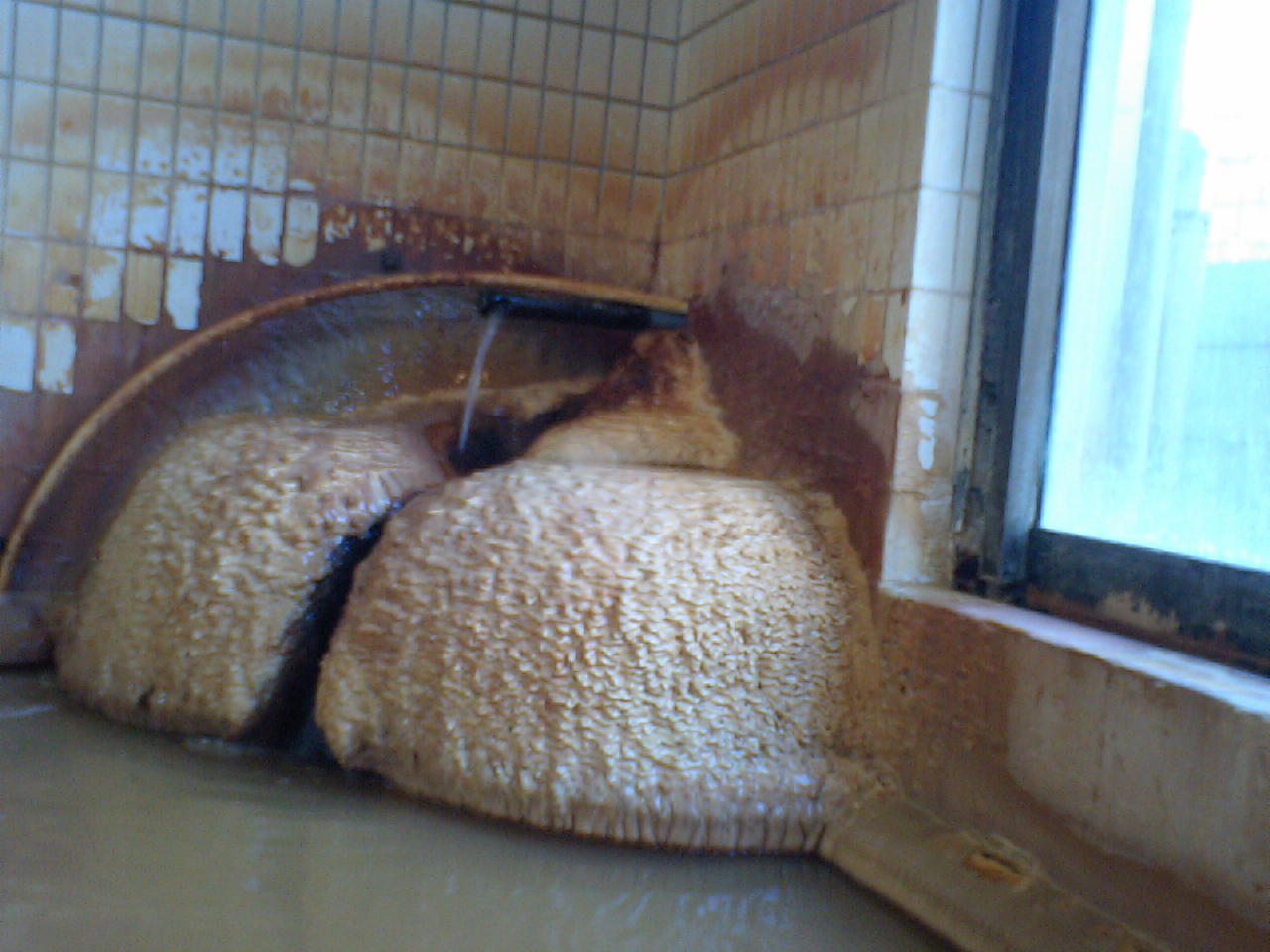 花山浴槽源泉1