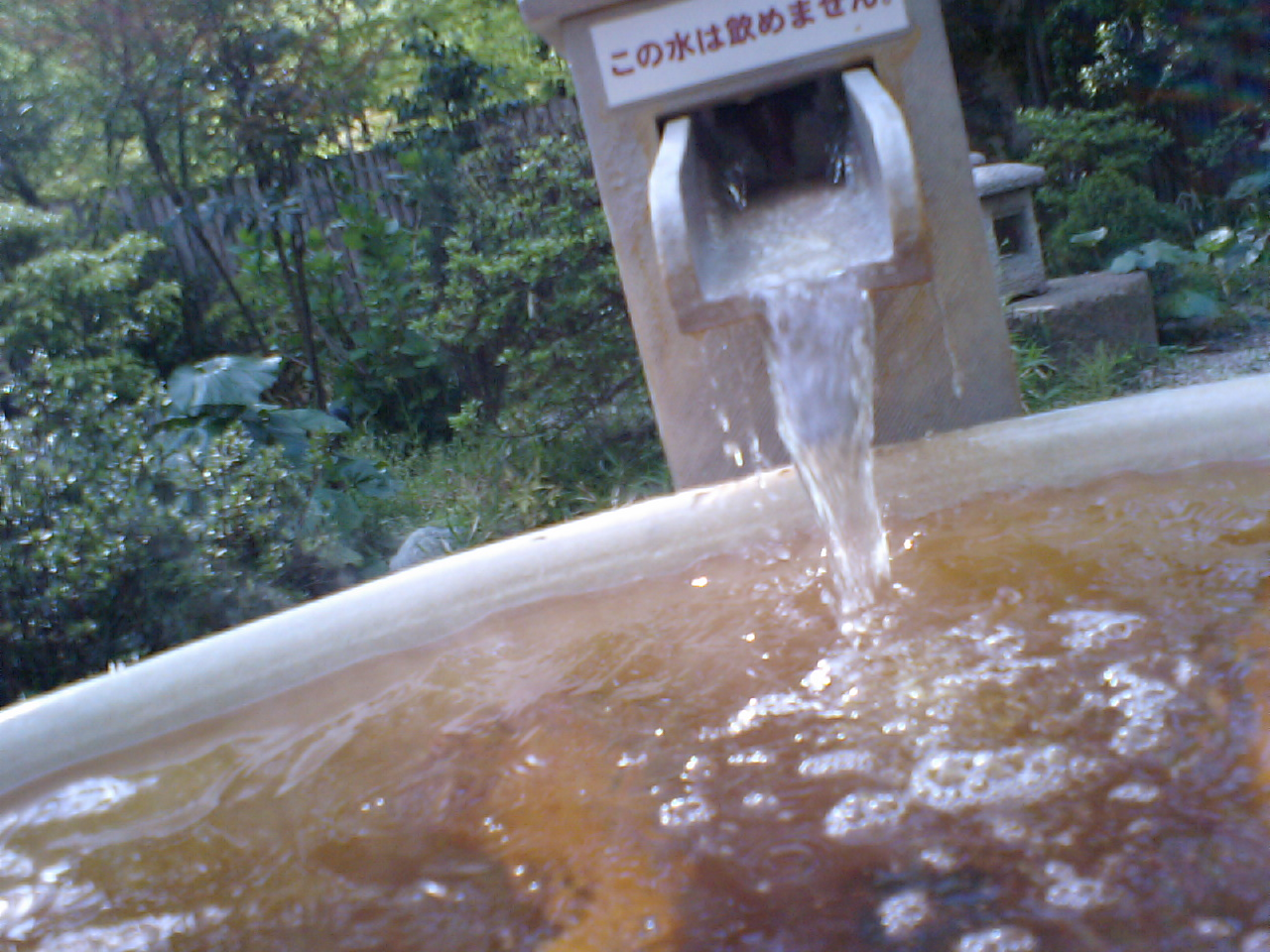 豊島園温泉3