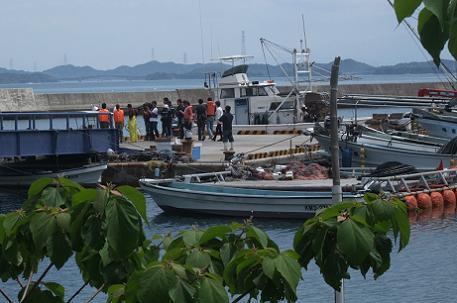 2011 満天タコつぼ漁