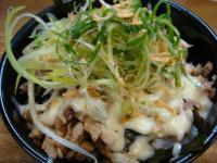 麺哲 豚マヨ丼