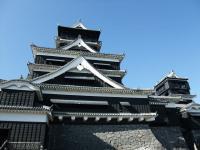 迫力の熊本城