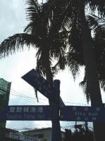 石垣島標識