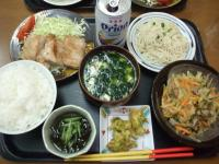 小浜島 民宿だいく家 ボリューム満点夕食
