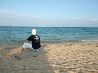 西表島 まるはビーチでまったり