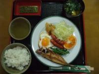 民宿カンピラ荘 朝食