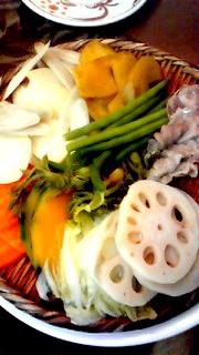 2月5日 蒸し野菜