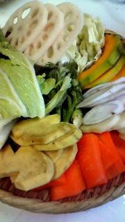 2月5日 野菜準備