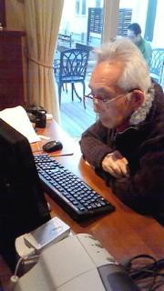 3月28日 父パソコン2