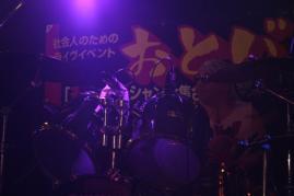セッションバンド2ドラム