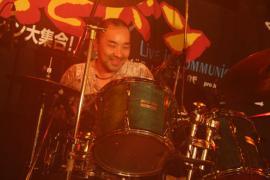 YAN楽団ドラム