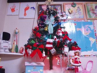 2008クリスマスツリー