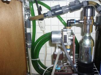 CO2添加システム