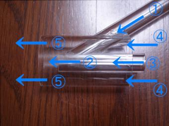 水流増幅器説明