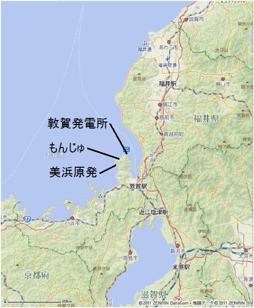 原子力発電所周辺にある活断層 ―浦底-柳ヶ瀬山断層帯―尾張 ...