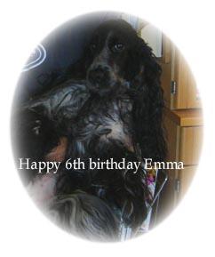 emmas birthday