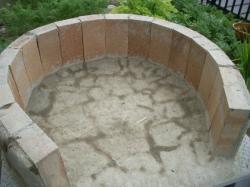 一階焼き床2層目乾燥前