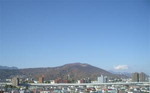 2009秋の藻岩山