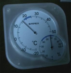室温16度