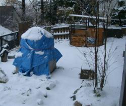 そして又雪