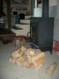 薪の使用量