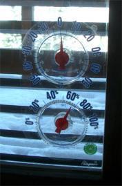 3月22日外気温
