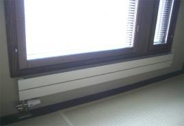 スリムタイプ放熱器