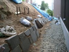 石積み中間状態