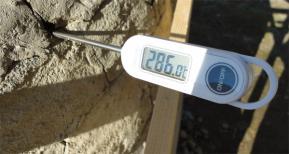 庫内温度は300度近く