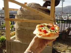 ピザ美味いー