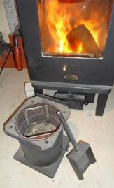 ペレット用燃焼筒