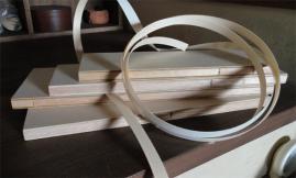 シナ木口テープ