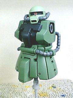 HGザク2F2 13