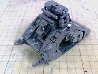 MGガンタンク 17