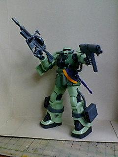HGザク2F2 26