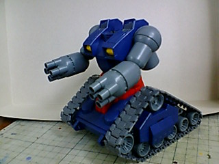 MGガンタンク 31