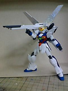 HGガンダムX25