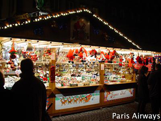 ストラスブール クリスマス屋台