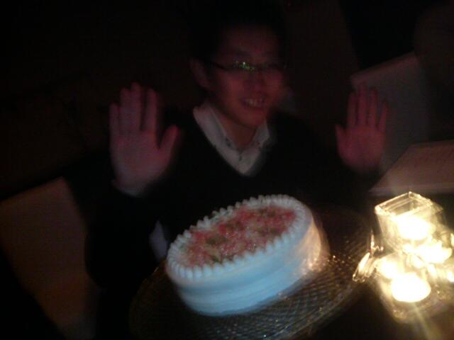安誕生日1