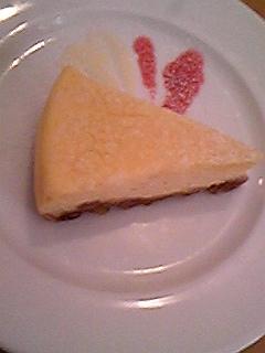 100819倉敷にの会チーズケーキ