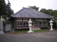 長慶寺・本堂