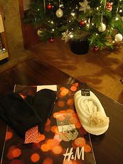ニーナへのクリスマスプレゼント