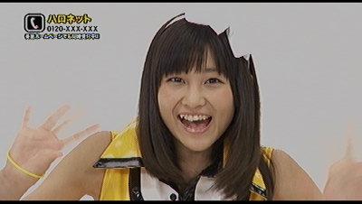 和田彩花誕生。