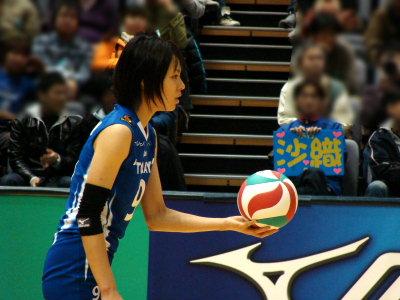 迫田さおり。