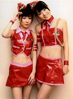 佐紀ちゃんと舞美様。