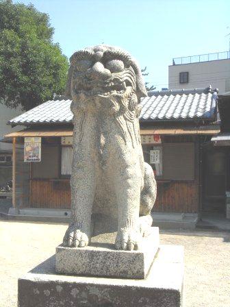 住吉神社姪浜2