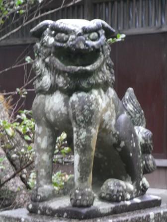 細石神社1