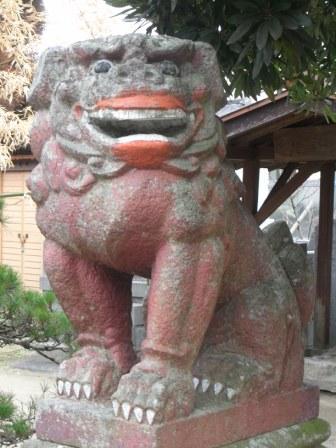 老松神社上西鰺坂2