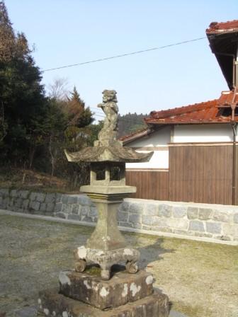 春日神社麻那古1